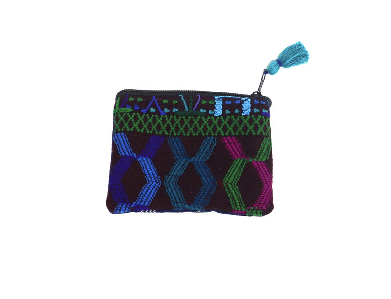 Small Huipil Coin Pouch
