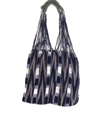 Handwoven Market Bag - No. 2