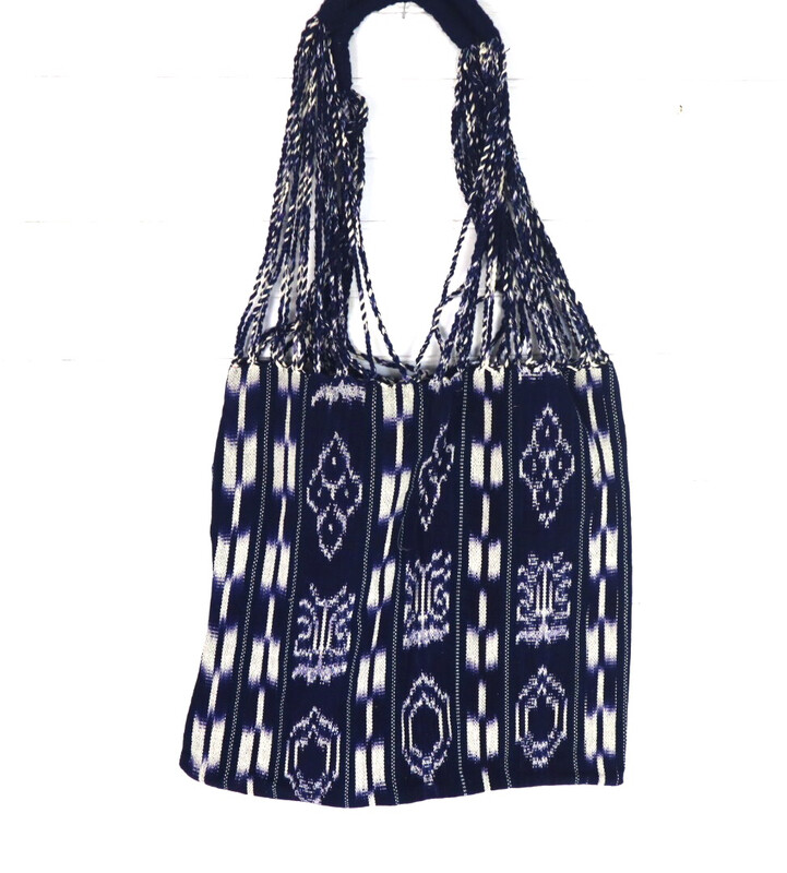 Handwoven Market Bag - No. 6