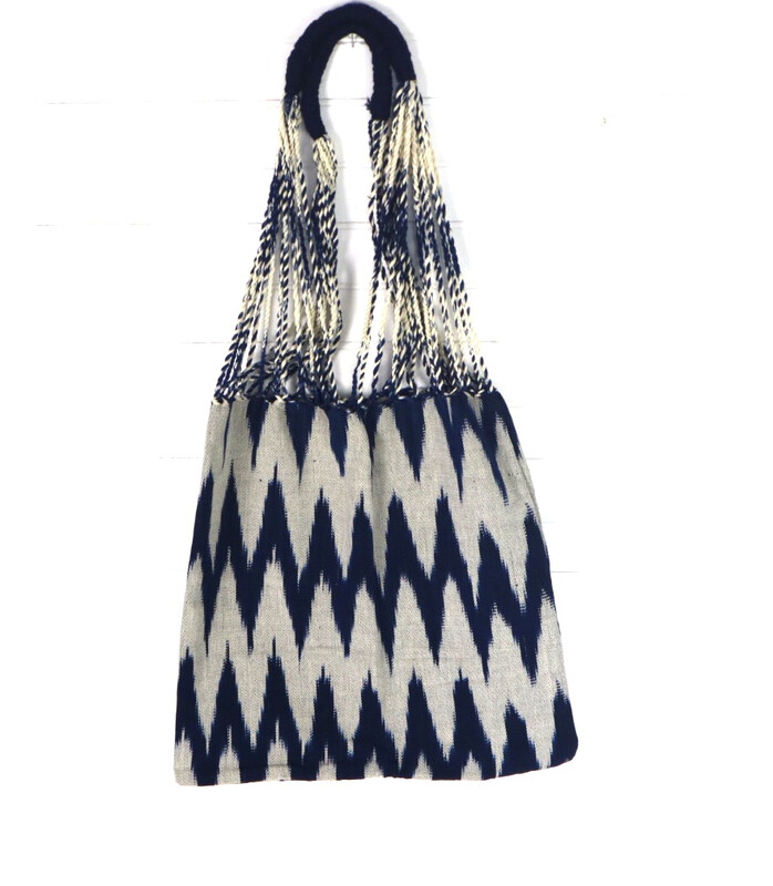Handwoven Market Bag - No. 5