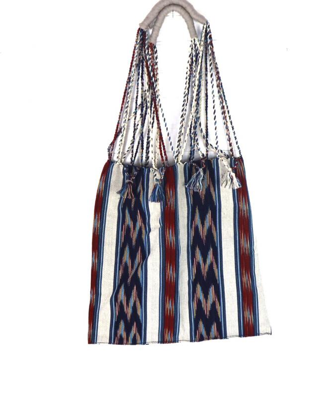 Handwoven Market Bag - No. 7