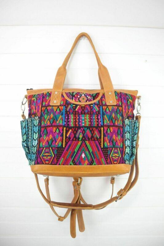 Artisan Convertible Bag - NEW COLLECTION - No. 548