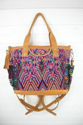 Artisan Convertible Bag - NEW COLLECTION - No. 1269