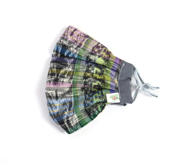Reusable Face Cover - Textile No. 14 (MEDIUM)