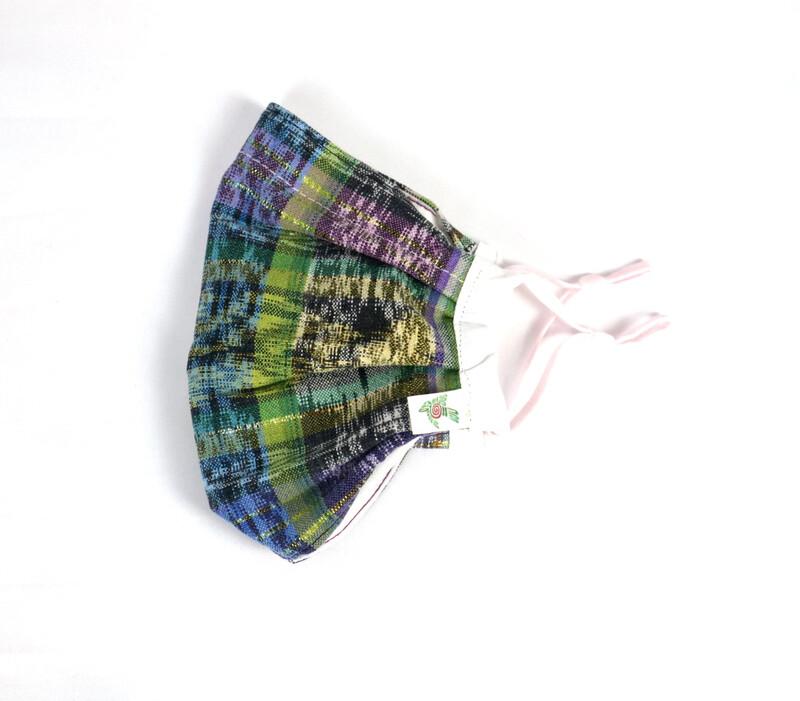 Reusable Face Cover - Textile No. 9 (MEDIUM)