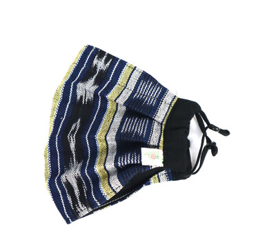 Reusable Face Cover - Textile No. 8 (MEDIUM)