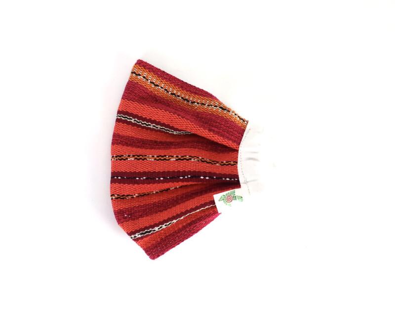 Reusable Face Cover - Textile No. 17 (MEDIUM)