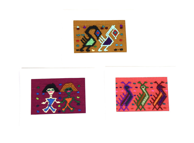 Mayan Greeting Cards - Set of 3