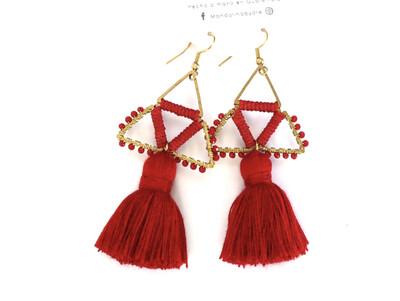 BARRILETES Earrings - Small