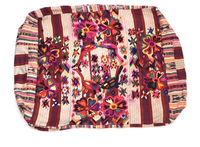 Guatemalan Pouf - No. 143