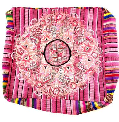 Guatemalan Pouf - No. 146