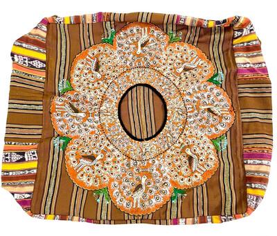 Guatemalan Pouf - No. 148