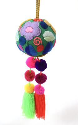 Bloom Ornament  - No. 4