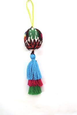 Huipil Sphere Ornament