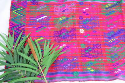 Hand-woven Textile - Santa María de Jesús
