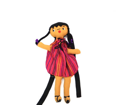 Mayan Mochilita - Nena No. 3