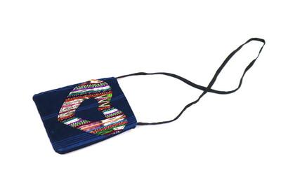Huipil Phone Bag - Corazón