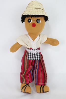 Guatemalan Doll - Ichoco