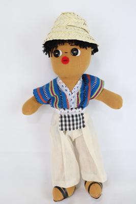 Guatemalan Doll - Ishto