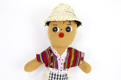 Guatemalan Doll - Patojo