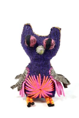 Mayan Owl - Large