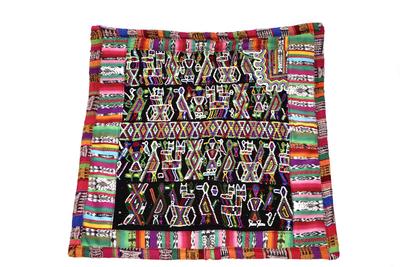 Hand Woven Cushion Cover