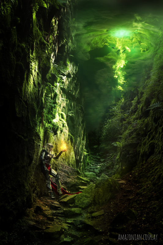 Mother of Vengeance - Flemeth Dragon Age Print