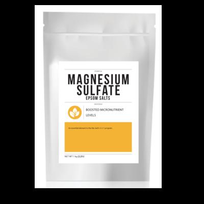Magnesium Sulfate - Epsom Salts