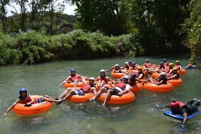 Rio Bueno River-Tubing,Kayaking or River Boarding