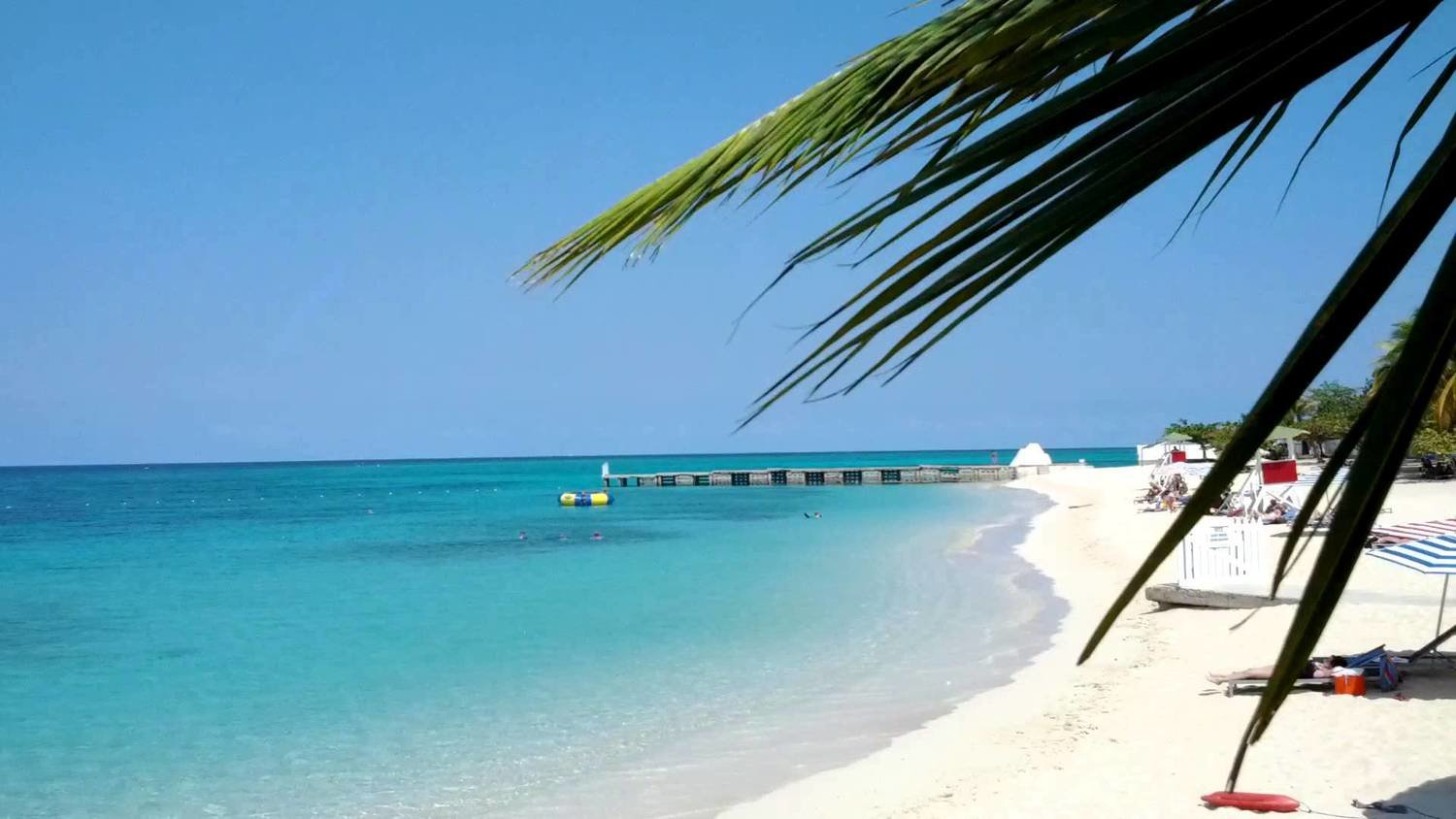 Doctor's Cave Beach MontegoBay