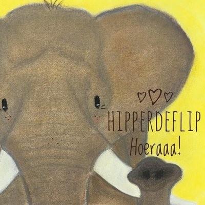 Kaartje - Hipperdeflip hoeraaa!