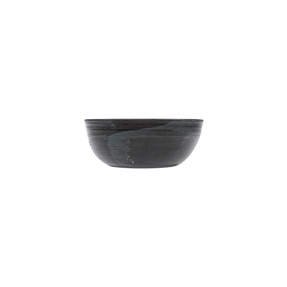 Wabi Sabi Bowl Black