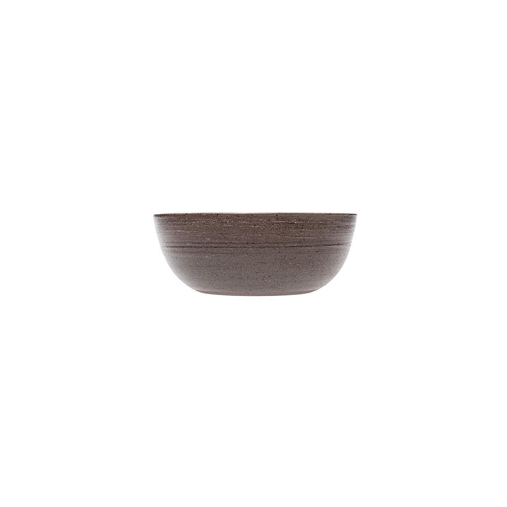 Wabi Sabi Bowl Chocolate