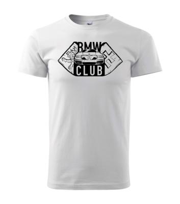 Tričko BMW CLUB