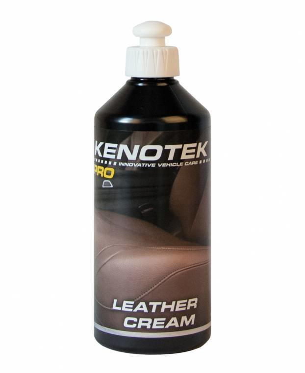 KENOTEK LEATHER CREAM – OŠETRENIE KOŽE