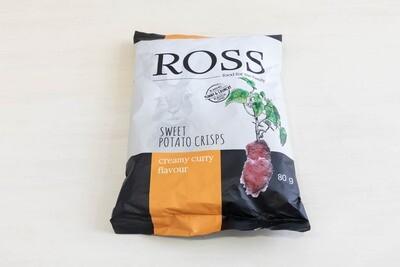 Ross Sweet Potato Crisps