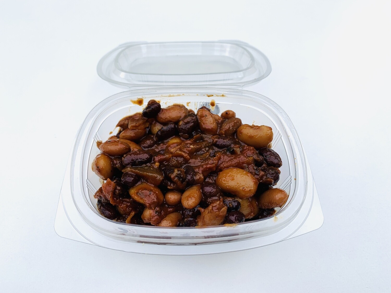 Kikka BBQ Smoked Beans - 250gr