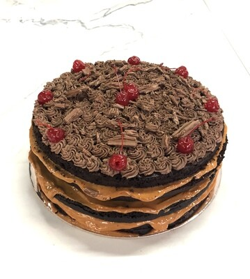 Traditional Chocolate Cake