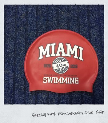 Swimming Cap - Red