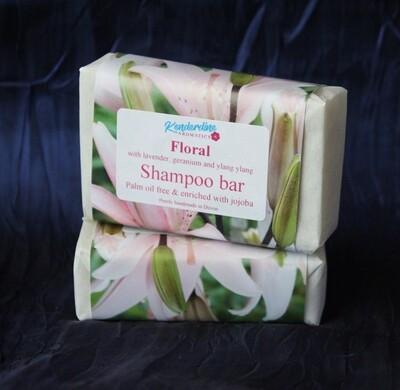 Shampoo bar - Floral
