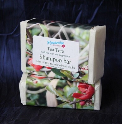 Shampoo bar - tea tree