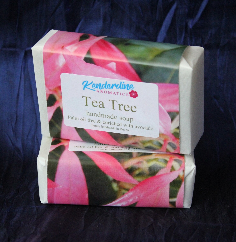 Soap - tea tree