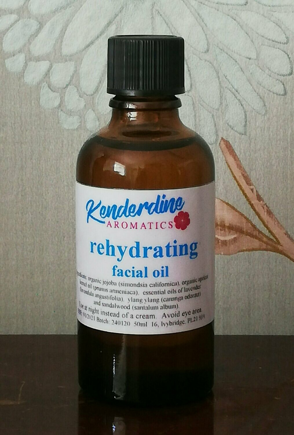Rehydrating Facial Oil