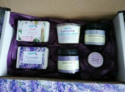 Treat box of lavender