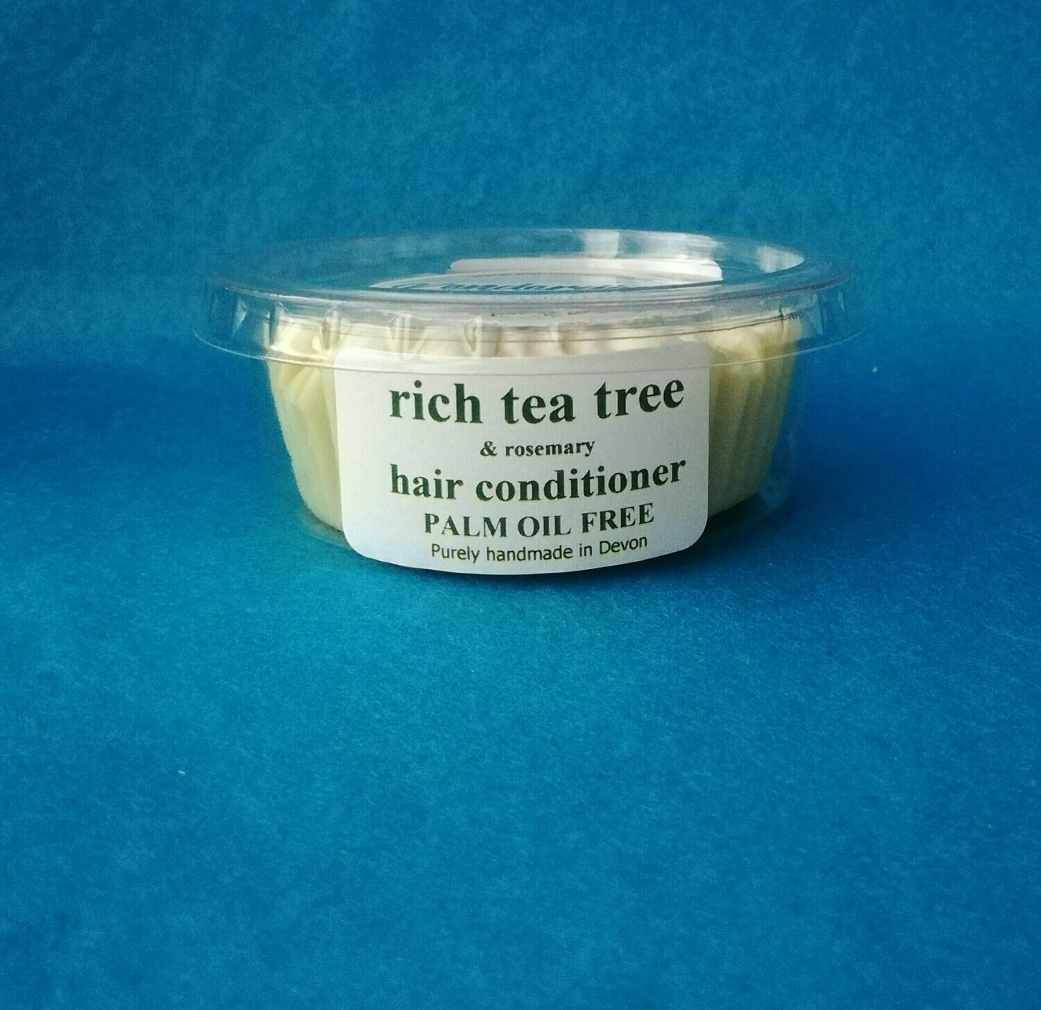 Rich hair conditioner - tea tree