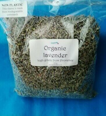 Loose organic lavender