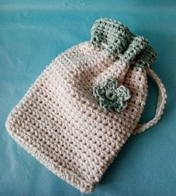 Birgit soap bag