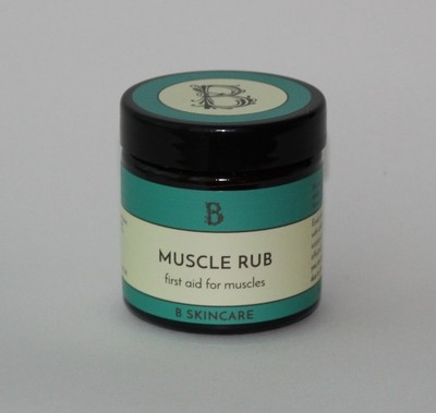 B Skincare Muscle and joint cream