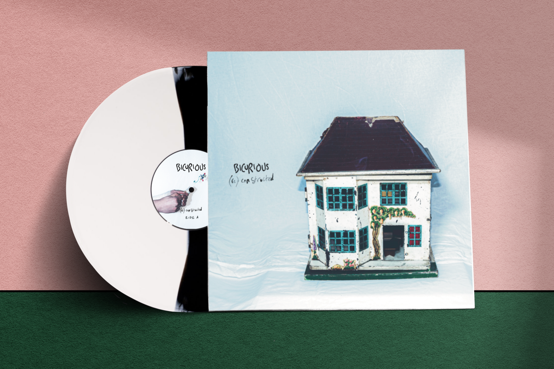 (re)constructed | Vinyl PRE-ORDER (Black & White)