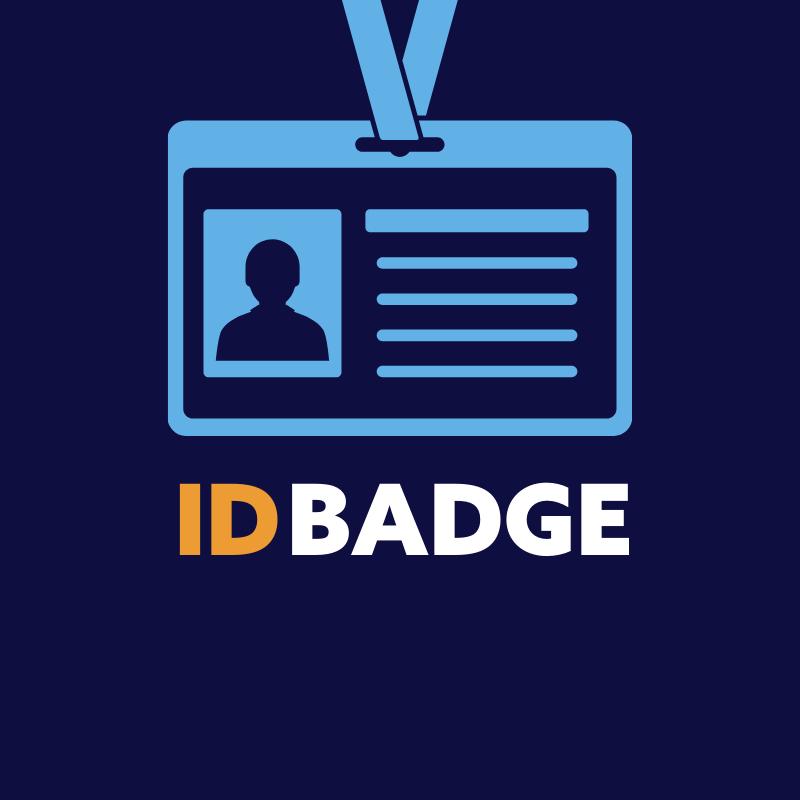 ID Badge & Branded Lanyard
